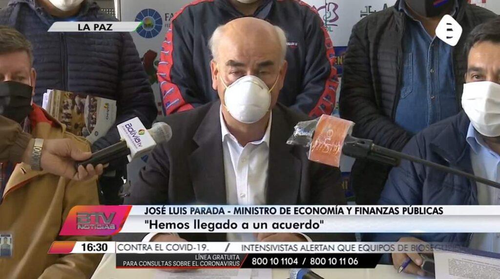 Acuerdo de Economía con municipios