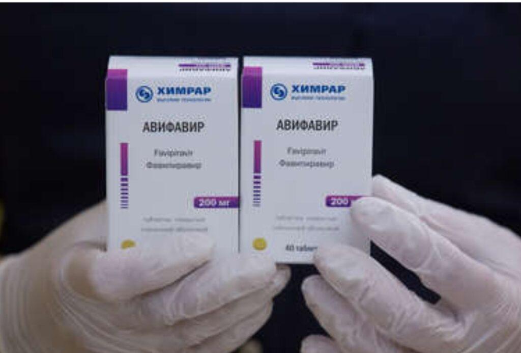 El Avifavir, el fármaco ruso contra el covid-19, llega a las clínicas de ese país