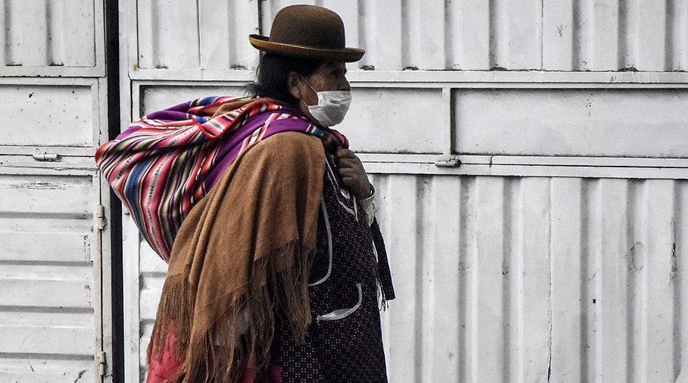Crece el coronavirus en Bolivia: récord de casos diarios y las muertes superan las 700