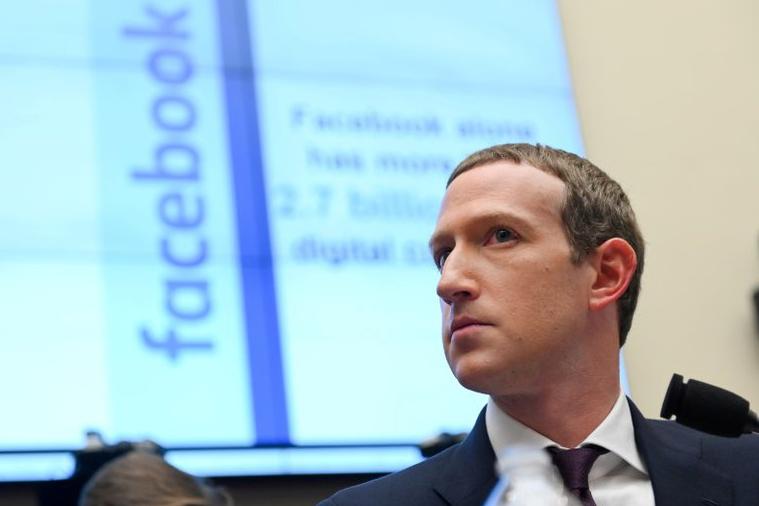 Facebook perdió USD 56.000 millones de su valor de mercado por la suspensión de anunciantes