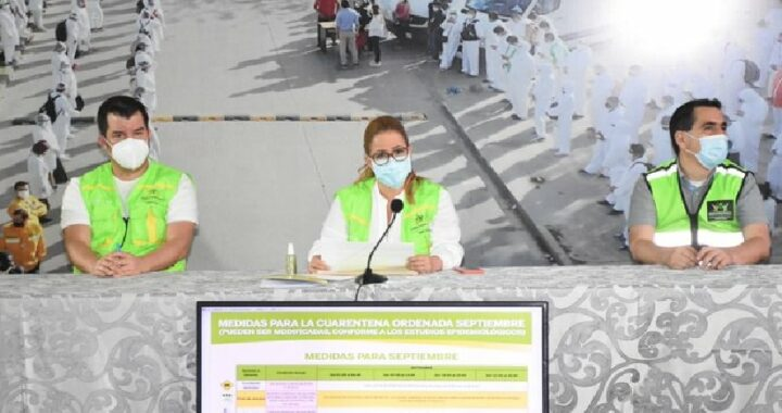 Alcaldía de Santa Cruz regula actividades permitidas en el 'postconfinamiento'