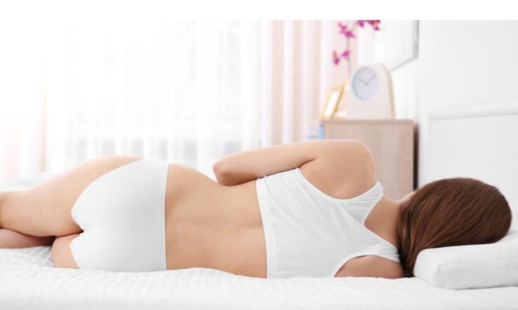 Las posturas para dormir que permiten un sueño más reparador