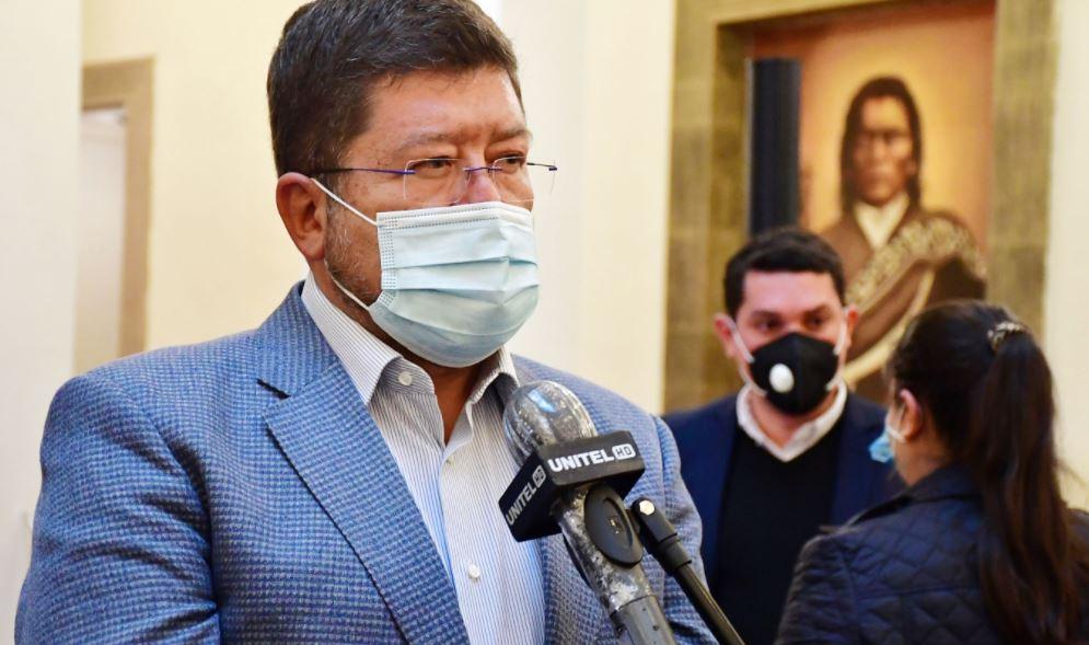«Sea quien sea» vamos a apoyar al candidato que pueda frenar al MAS, dice Samuel Doría Medina
