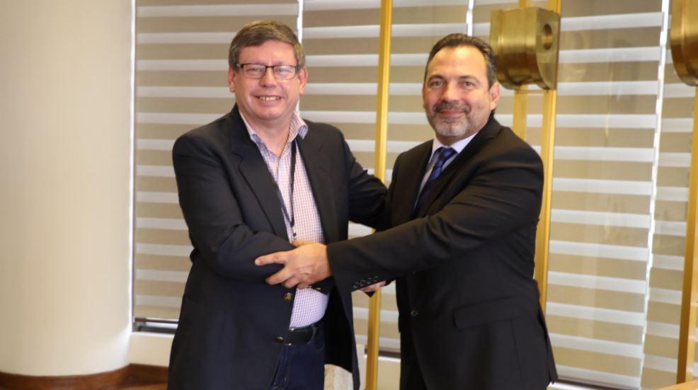 Joaquín Aponte es el nuevo presidente de la Aduana Nacional