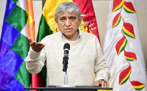 Arias: «Muy grave» la denuncia del Comité pro Santa Cruz sobre las elecciones y exige pruebas