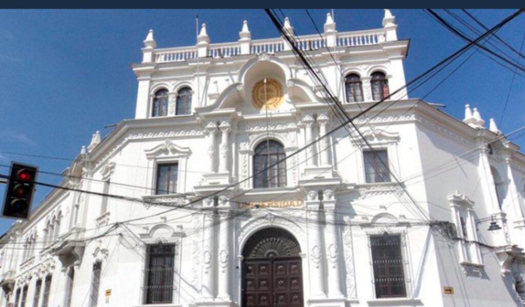 Universidad de Chuquisaca pedirá al Gobierno un soporte de Bs 44,5 millones para salarios de 2020