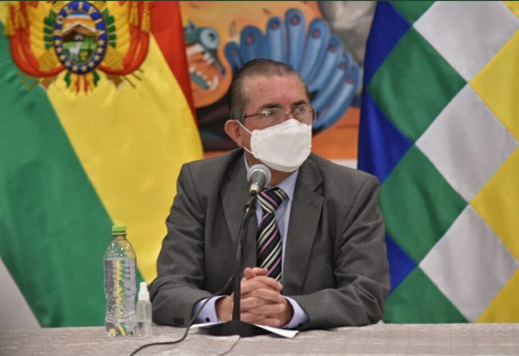 Ministro de salud contrajo el Coronavirus