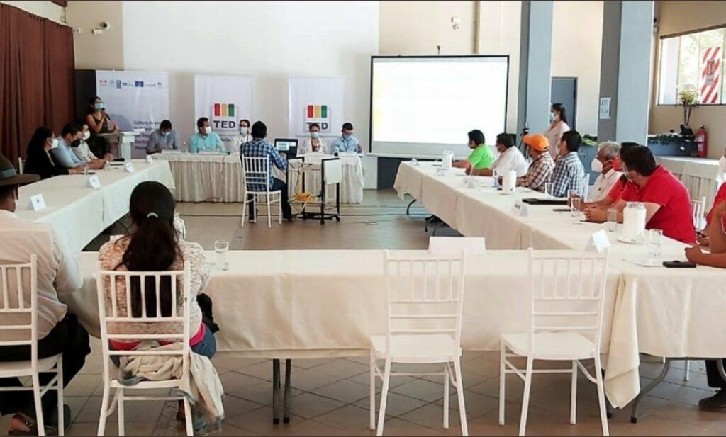 Tribunal Electoral coordina con alcaldías acciones para prevenir contagios de coronavirus en comicios de marzo