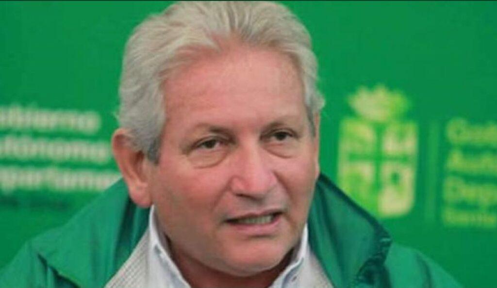 """Rubén Costas, celebra llegada de vacunas porque es una esperanza"""""""