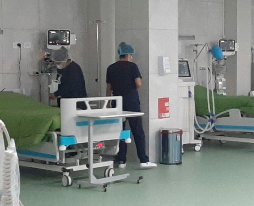 Viceministra exhorta a médicos a garantizar continuidad de los servicios de salud