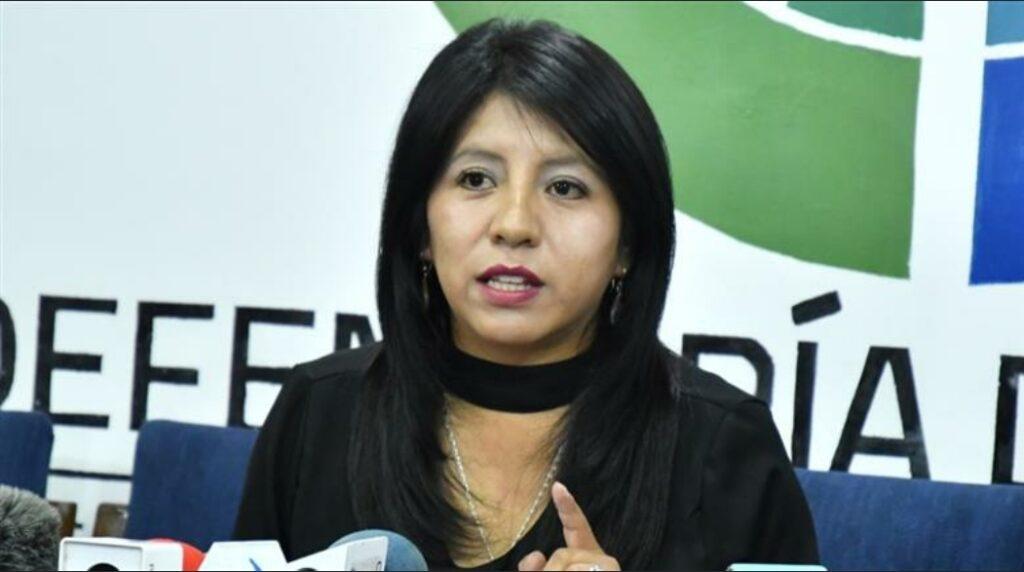 Defensora del Pueblo lamenta paro médico y dice que es lesivo para los derechos fundamentales