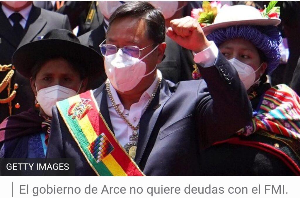 Las razones de Bolivia para devolverle al FMI un crédito millonario para enfrentar la pandemia