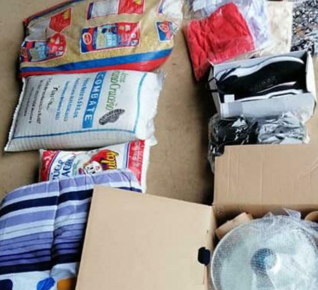 Defensa Civil entregará más de 13 tn de alimentos y ropa para damnificados por riadas en Trinidad