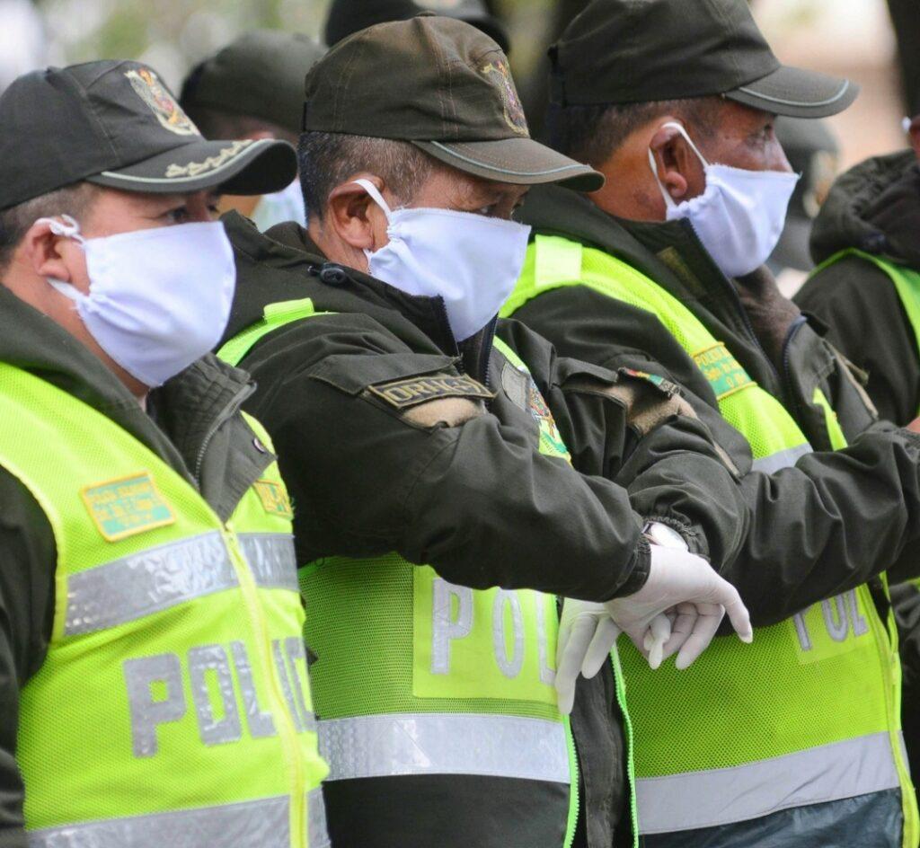 Policía desplazará 25.000 efectivos en todo el país para elecciones subnacionales