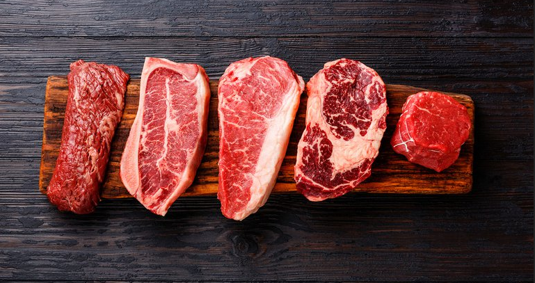 ¿Cuánta carne roja deberíamos comer en un día?