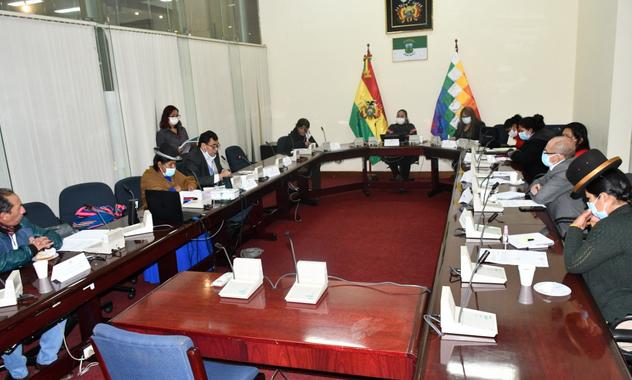 Diputados recomiendan a YPFB hacer seguimiento a casos de corrupción