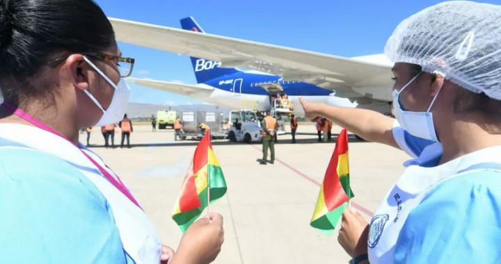 Bolivia pretende seguir los pasos de Argentina y producir la vacuna Sputnik V