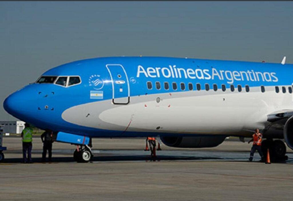 Aerolíneas Argentinas suspende vuelos a Bolivia y a Centroamérica; solo viajará una vez a la semana a Brasil