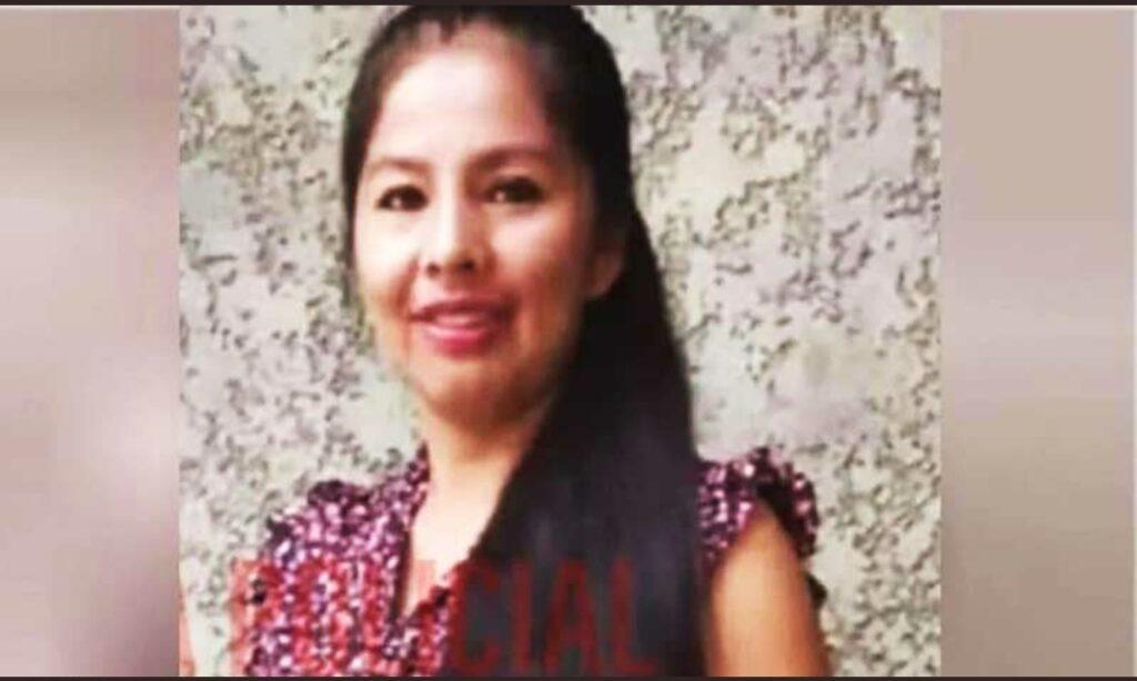 Encuentran los restos de Balbina Flores y anuncian proceso a su pareja