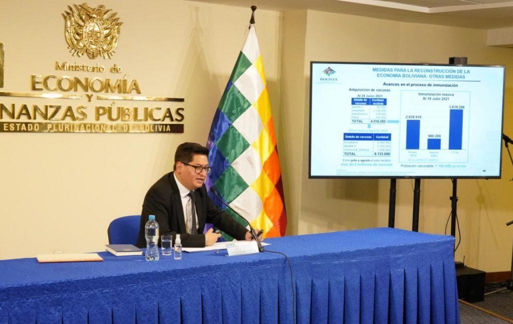 Gobierno resalta las medidas económicas y sociales  aplicadas