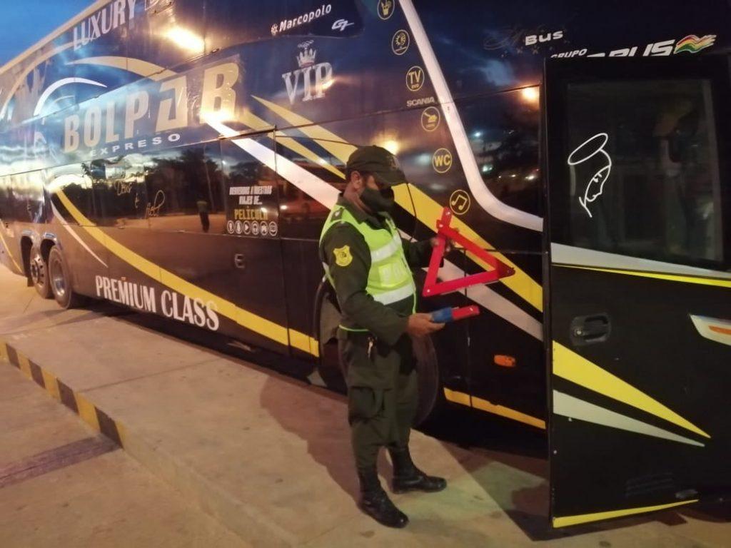 Se registraron 141 hechos de tránsito durante el feriado, con mayor incidencia en La Paz y Santa Cruz