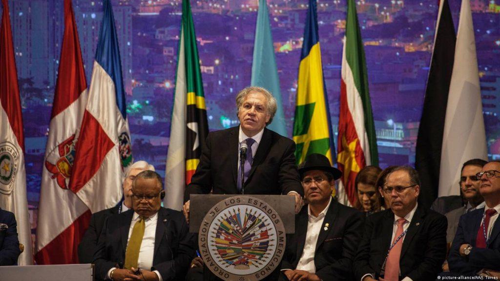 OEA: ¿Llegó la hora de decir adiós?