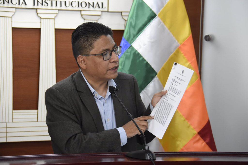 Sentencia del TCP ratifica que en Bolivia hubo golpe de Estado en 2019
