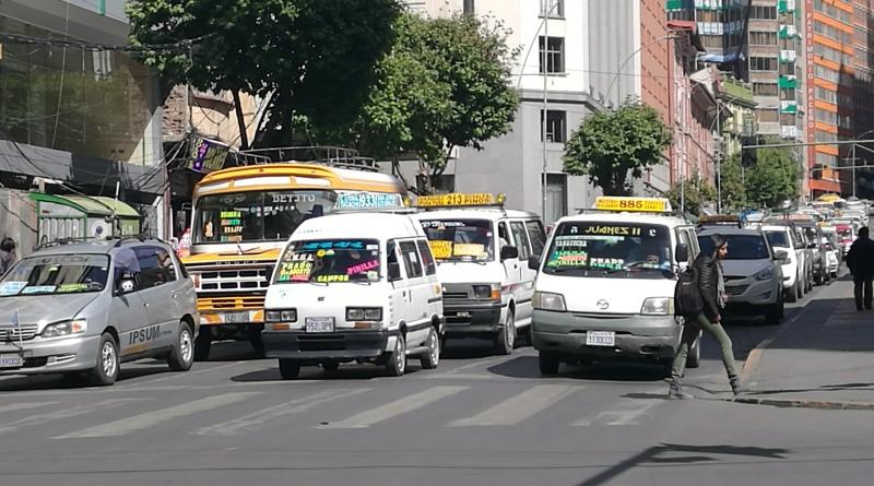 Gobierno: Ley 1386 no afecta a transportistas, gremiales y pequeños comerciantes